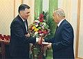 Вручение звания Народный Артист Республики Узбекистан.jpg