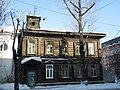Главный дом (дом жилой, деревянный), улица Франк-Каменецкого, 21, Иркутск, Иркутская область.jpg
