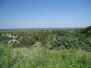 Liubech Urban locality in Chernihiv Oblast, Ukraine