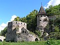 Ковальська башта N3 XV-XVIст.,Старопоштовий узвiз, м. Кам'янець-Подільський.JPG