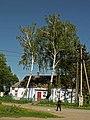 Колишній будинок ксьондза, а нині пошта в Яневі DSCF0653.JPG