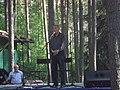 Комарово СПб. Найман на Ахматовских чтениях в 2013 году.jpg