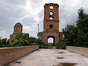Czartoryski - Image: Корецький замок(2009)