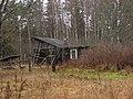 Мелтени, одинокий жилой дом во всем лесу - panoramio.jpg