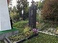 Могила воїна Української Повстанської Армії Василя Зажирея 3.JPG