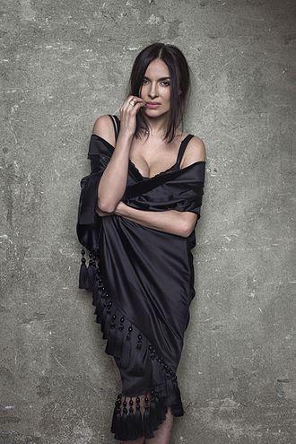 Nadia Meikher - Image: Надежда Мейхер Грановская 2016