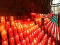 Поминальные свечи в профиль - panoramio.jpg
