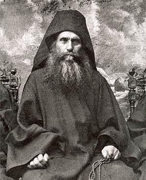 Silouan the Athonite - Image: Силуан Афонский. 1930 е