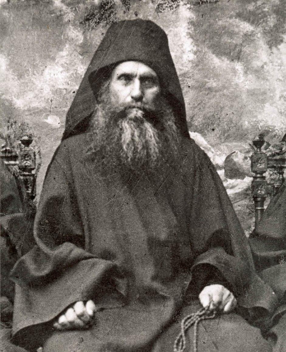 Силуан Афонский. 1930-е