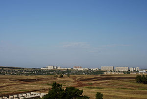 Stepnogorsk - Image: Степногорск, панорама