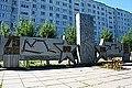 Улица 75-й Гвардейской Бригады Чкаловский поселок, Омск, Россия.jpg