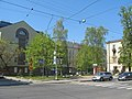 Ул. Смолячкова, сквер у памятника01.JPG