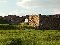 Царичин Град, археолошки локалитет из 6. века. Подигао га је велики византијски Цар Јустинијан I (527-565)