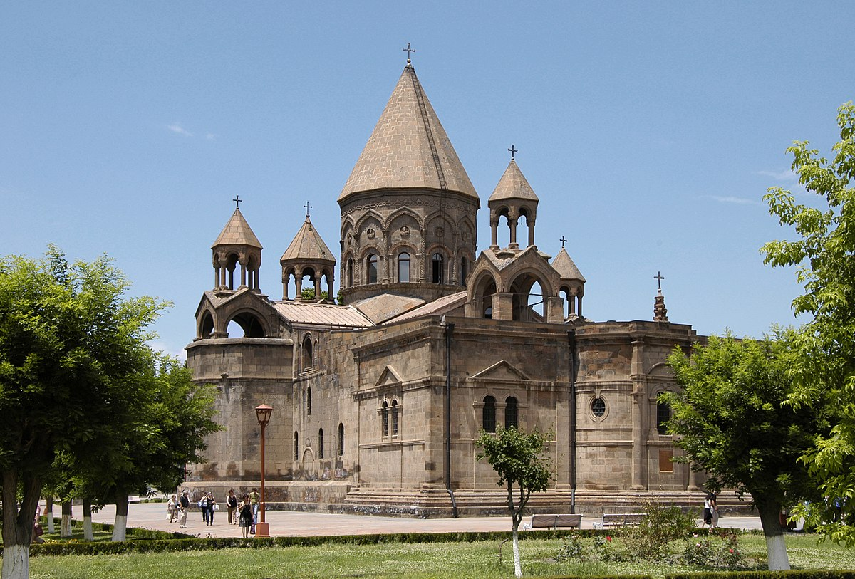 Where is Armavir - the city of Armenians on the Russian land 77
