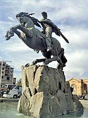 The statue of David of Sasun