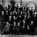 הרצל והפרקציה הדמוקרטית בקונגרס הציוני החמישי בבזל 1901. מתוך אוסף צנציפר-PHG-1002716.png