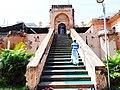 চিত্র-৪ খান মোহাম্মদ মৃধা মসজিদের প্রবেশদ্বার.jpg