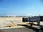 北京机场T1航站楼外 - panoramio.jpg