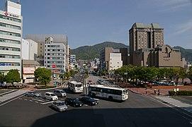 呉駅前 Around the Kure station - panoramio