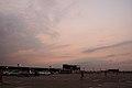 屋上駐車場から見えた薄暮, Twilight in a Rooftop Parking - panoramio.jpg