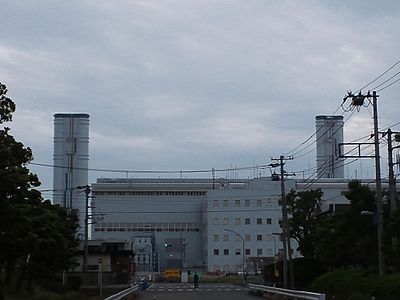 Picture of 川崎火力発電所