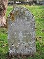 -2019-11-17 Headstone of Ellen Bates, died June 27 1867.JPG