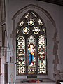 -2020-09-10 Window at the end of the south side aisle, Saint Mary's Church, Stalham.JPG