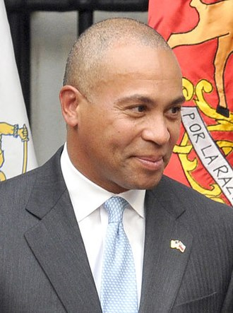Deval Patrick - Image: 01 12 2011 Alianza Chile Massachusetts (6443378375) (cropped)