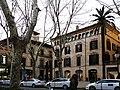 015 Passeig del Born (Palma), Can Safortesa, al fons Ca n'Alomar.jpg