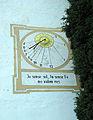 022 Rellotge de sol, Santa Maria de Cadaqués.JPG