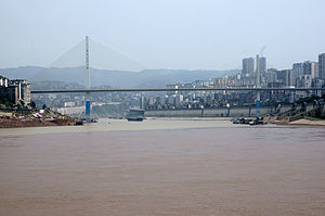 Fuling District - Fuling Wujiang Bridge