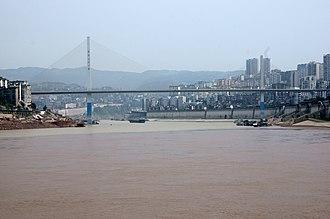 Fuling District - Fuling Wujiang Bridge