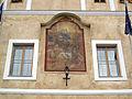 059 Fresc de la Mare de Déu, façana de l'escola de Týn.jpg