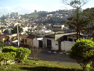 Santa Isabel, São Paulo - Street Juscelino Kubitschek in Vila Nova Santa Isabel.