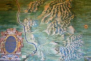 Comtat Venaissin - Image: 0 Avignon et le Comtat Venaissin Galleria delle carte geografiche