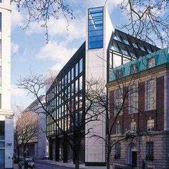 Milbank, Tweed, Hadley & McCloy - Milbank's London office, located at 10 Gresham Street, City of London