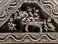 11th century Panchalingeshwara temples group, Kalyani Chalukya, Sedam Karnataka India - 38.jpg