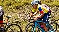 12 Etapa-Vuelta a Colombia 2018-Ciclistas en el Peloton 11.jpg