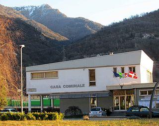 Inverso Pinasca Comune in Piedmont, Italy