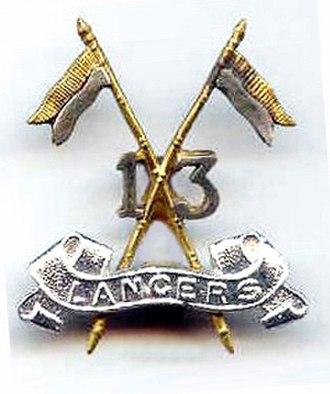 13th Lancers - Image: 13 Lancers 2