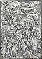 15. Albrecht Dürer, Apokalypsa, XIII. Nevěstka babylónská, Národní galerie v Praze.jpg