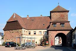 Das obere Tor in Billigheim-Ingenheim (OT Billigheim)