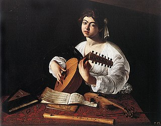 series of 2-3 similar paintings by Caravaggio