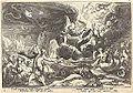 1600ca. The Fall of Phaeton - etching - 17.5 x 25.2 cm - Washington DC, NGA.jpg
