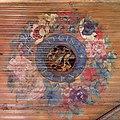 1738 Vater harpsichord soundboard rose.jpg