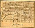 1840 Map of Tuscumbia, Alabama.jpeg