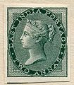 1856 Imprimatur- 2 annas Bottle Green.JPG