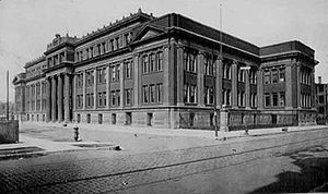Lincoln Park High School (Chicago) -  The then—new Waller High School in 1899, was renamed Lincoln Park High School in 1979.