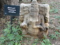 18th century Vinayagar statue.JPG
