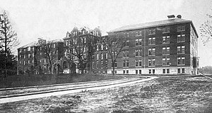 Mayo Clinic - St. Mary's Hospital in 1910
